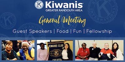 Serving the Children of the World - Greater Randolph Area Kiwanis