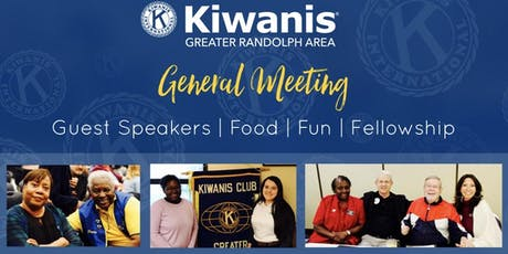Serving the Children of the World - Greater Randolph Area Kiwanis tickets