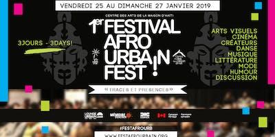 Festival Afro Urbain - Afro Urban Fest