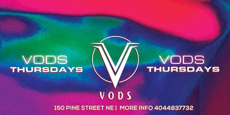The all New Thursday Hideout! #VODSTHURSDAYS tickets