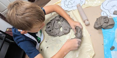 Fun with clay - Childrens pottery workshops