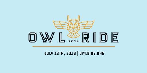 Owl Ride 2019