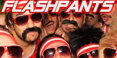 """The """"FLASHPANTS 80's Show"""" @ Rems Lounge"""