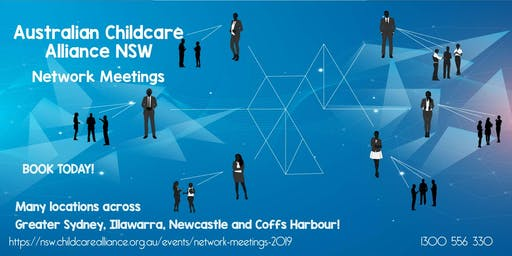 Network Meeting - Central Coast 01/07/2019