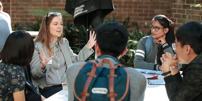 Undergraduate Orientation Day Sem 1 2019