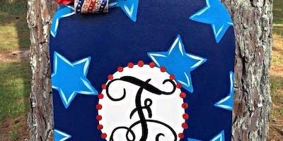 4th of July Mason Jar Paint n' Take