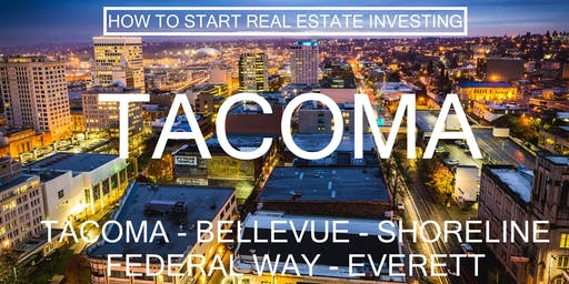 Starting Real Estate Investing - Tacoma