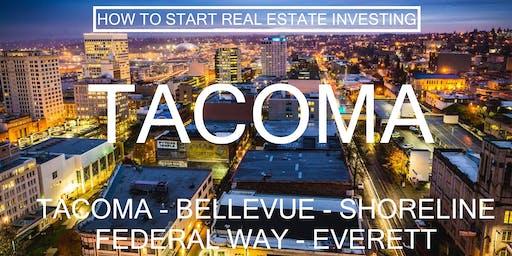 Starting Real Estate Investing - Tacoma