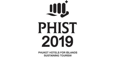 Phuket Hotels for Islands Sustaining Tourism  2019 (PHIST) tickets