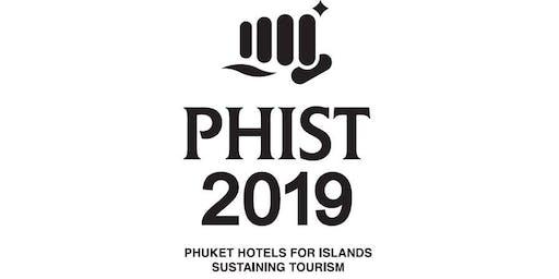 Phuket Hotels for Islands Sustaining Tourism  2019 (PHIST)