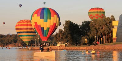 Opening Days of the Canberra Balloon Spectacular