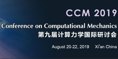 The 9th Conference on Computational Mechanics (CCM 2019)