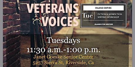 Veterans Voices tickets