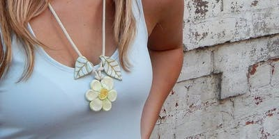 Make your own Porcelain Jewellery