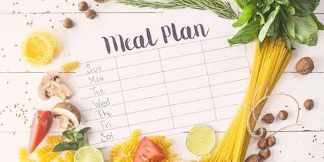 Meal Planning & Avoiding Food Waste Workshop - 7 December 2019 tickets