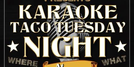 Karaoke Every Tuesday tickets