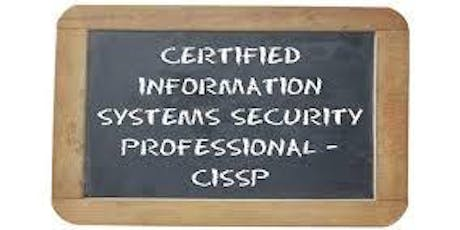 Mumbai - Certified Information System Security Professional(CISSP) Training & Certification tickets