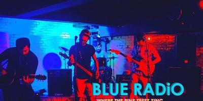 Buzzbin Presents Blue Radio w/ Pollen Eyes/ Static on the Radio