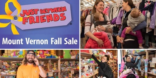 Huge Kids Consignment Event! Free Admission Pass • JBF Mount Vernon Fall 19