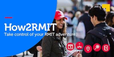 How2RMIT Induction (City Campus)