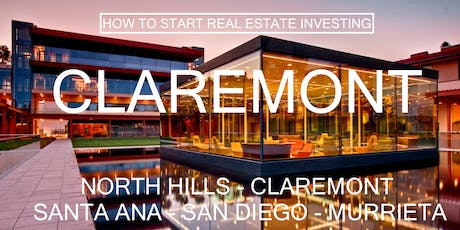 Starting Real Estate Investing - Claremont tickets