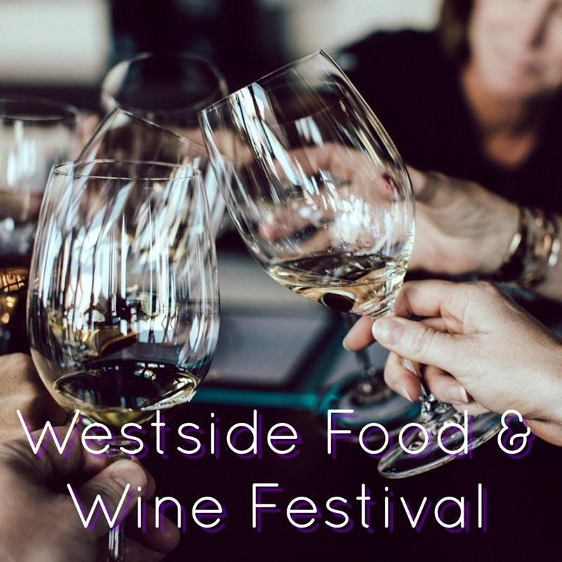 Los Angeles Westside Summer July Food/Wine Fest benefits Westside Food Bank