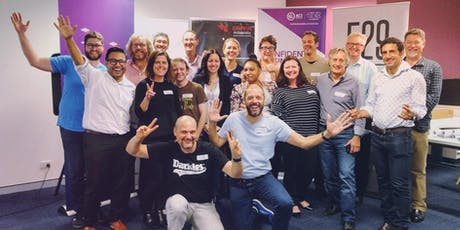 2-day Lean Startup Bootcamp for Facilitators tickets