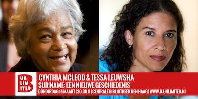 B-Unlimited: Cynthia McLeod & Tessa Leuwsha