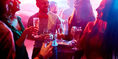 Saturday Night Mix(20-55) - Hosted/Intros/Free drink/DJ/RNB/Dance
