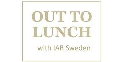 IAB Sveriges Säljchefslunch 2019