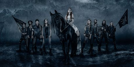 Eluveitie + Lacuna Coil + Infected Rain billets