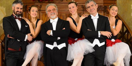 The Three Tenors with Ballet  biglietti