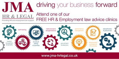 Drive your Business Forward - FREE HR & Employment Law Advice Clinic