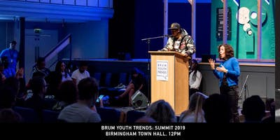 Brum Youth Trends: Summit 2019