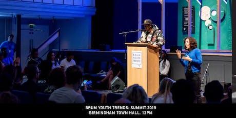 Brum Youth Trends: Summit 2019 tickets