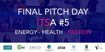 ITSA Demo Day for Batch 5
