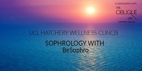 Wellness Clinic With BeSophro Tickets