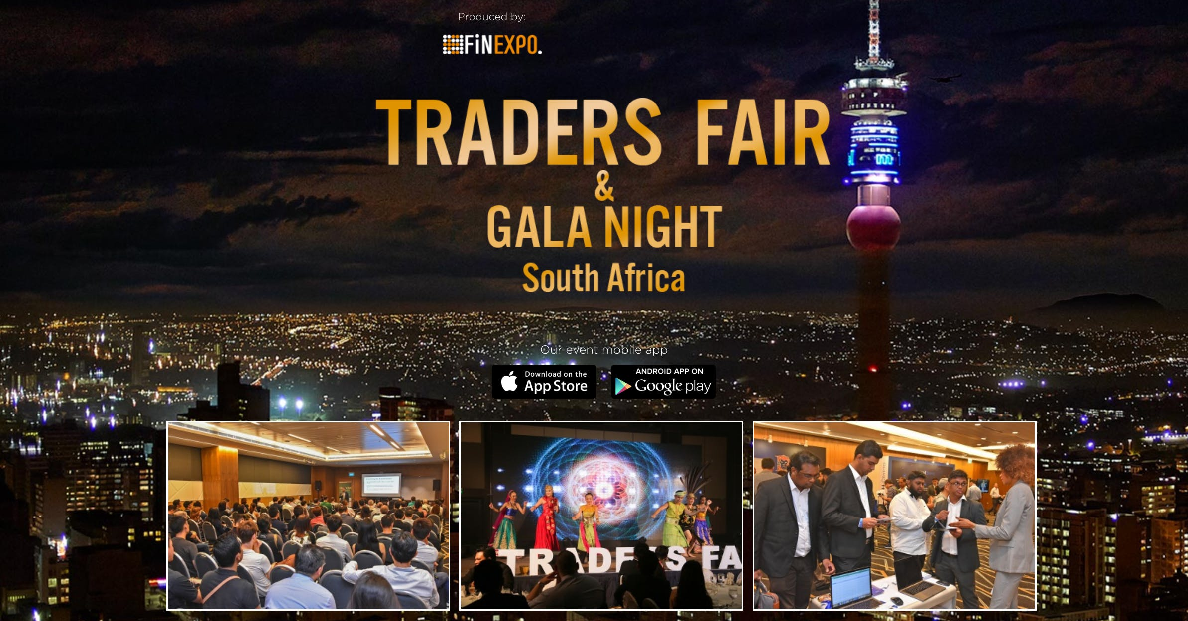 Traders Fair 2019 - South Africa (Financial E