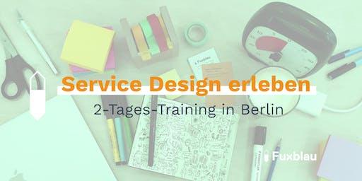 Service Design Training: Prozesse kundenzentriert und innovativ gestalten