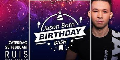 Jason Born Bday Bash