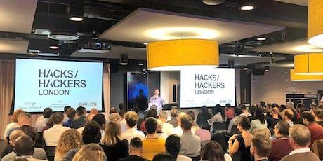 Hacks/Hackers London Events   Eventbrite