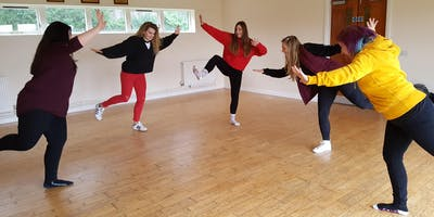 Adapt what you know – Teaching dance to people with learning difficulties