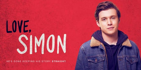 National Coming Out Day. SCREENING: Love Simon tickets