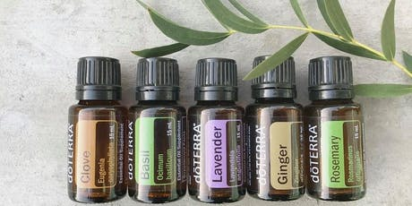 Free Essential Oils Workshop - Taking Control of your Health and Well-being tickets