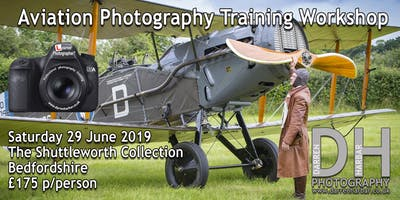 Aviation Photography Training Workshop