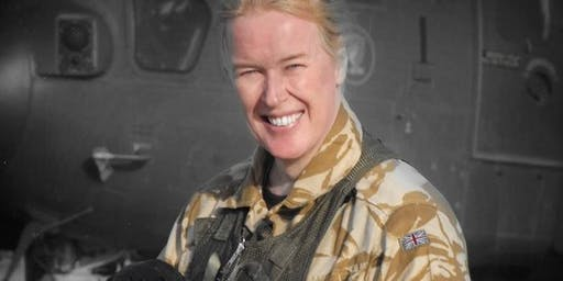 Caroline Paige:First openly transgender officer in the British Armed Forces