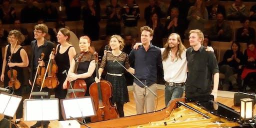 Martin Herzberg & Ensemble Live in München - Das Berührende Konzert-Event