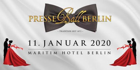 Presseball Berlin ~ seit 1872 ~ tickets