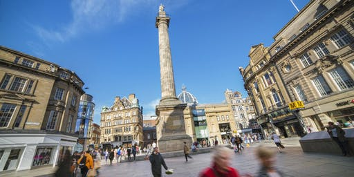 Grey's Monument Tour | Saturday 7 September 2019