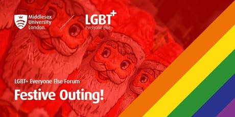 LGBT+ Everyone Else - Festive Outing tickets